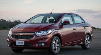 Chevrolet Prisma e Onix 2017 – Nova Versão Joy
