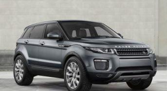 Range Rover Evoque Nacional começa a ser Vendido