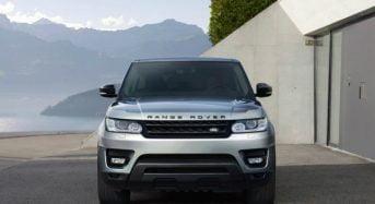 Range Rover Sport 2017 ganha Novo Motor