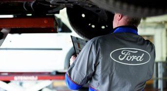 Ford anuncia Novo Plano de Revisão com Garantia Estendida