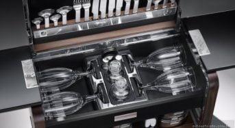 Rolls-Royce lança Cesta de Piquenique de Luxo