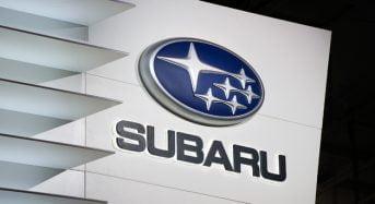 Recall Subaru Outback, Tribeca e Legacy Sedan – Problema no Airbag