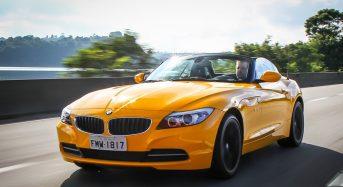 BMW Z4 não será mais produzido
