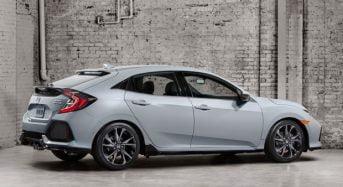 Nova versão do Honda Civic hatch foi lançada