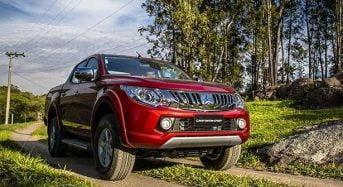 Nova geração da Mitsubishi L200 Triton será lançada no Brasil