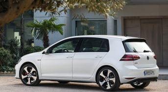 Volkswagen Golf ganhará versão turbinada 1.0