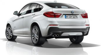 BMW X4 2017 terá Produção no Brasil