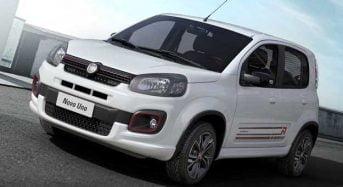 Fiat Uno 2017 terá Novos Motores e Controle de Estabilidade
