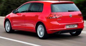 Novo VW Golf Comfortline 1.0 TSI 2017