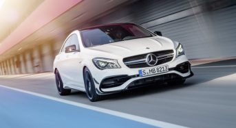 Mercedes-Benz CLA 2017 – Preço e Lançamento no Brasil