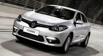 Novo Renault Fluence 2017 será vendido no Brasil em breve