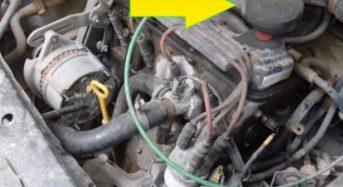 Vazamento de óleo pelo respiro do motor – possíveis causas