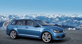 Novo Volkswagen Golf Variant será vendido nos EUA