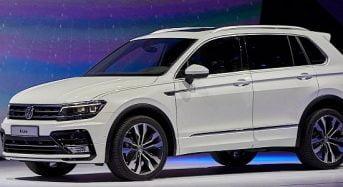 Volkswagen Tiguan 2017 – Novidades e Características
