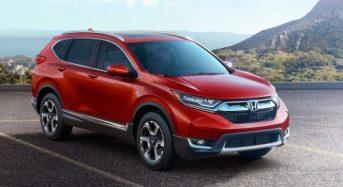 Novo Honda CR-V 2017 – Modelo passa por Mudanças
