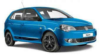 Volkswagen Polo ganha Edição Especial Storm na África do Sul