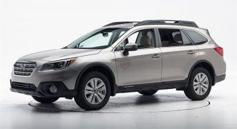 Subaru Outback 2016 – Preço e Novidades