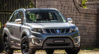 Novo Suzuki Vitara 2017 – Preço e Versões