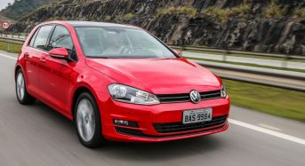 Volkswagen Golf ganhará versões 1.0 TSI e Elétrica