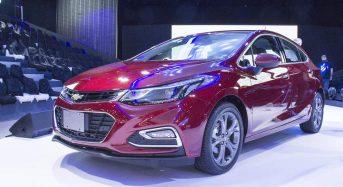 Chevrolet Cruze Sport6 2017 – Lançamento e Novidades