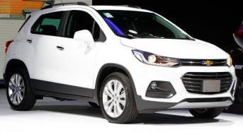 Chevrolet Tracker 2017 -Novidades e Lançamento no Brasil