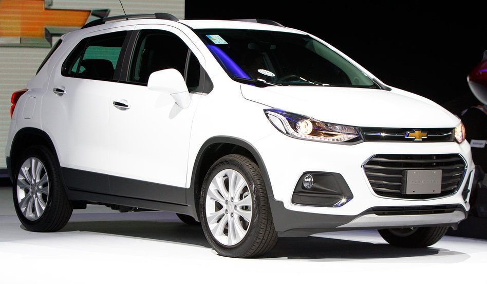 Chevrolet Tracker 2017 -Novidades e Lançamento no Brasil • Carro Bonito