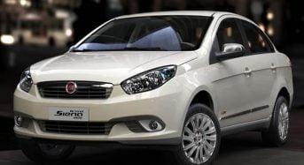 Fiat Siena 2017 – Preço, Ficha Técnica e Versões