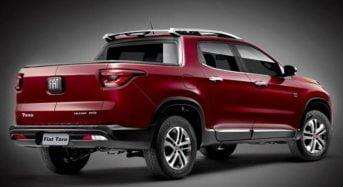 Fiat Toro 2017 – Preço e Versões