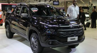 Fiat Toro Black Jack 2017 – Edição Especial