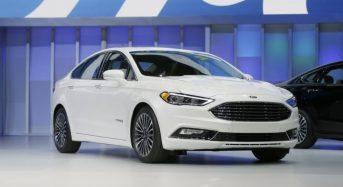 Novo Fusion Hybrid 2017 – Lançamento, Preços e Características