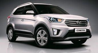 Hyundai Creta no Brasil – SUV deverá ter Motores 1.6 e 2.0