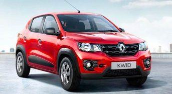Renault Kwid 2017 – Preço e Características do Lançamento