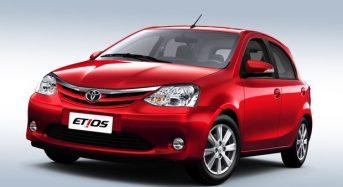 Toyota Etios 2017 – Preço e Versões