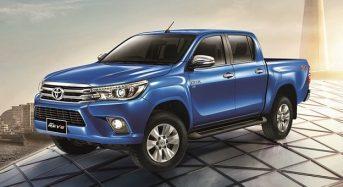 Toyota Hilux 2017 – Preço, Ficha Técnica e Versões