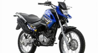 Lançamento da Yamaha XTZ 150 Crosser 2017