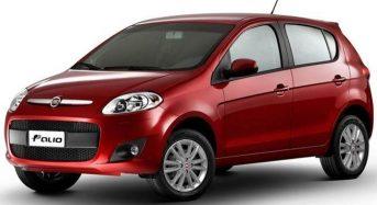 Fiat Palio 2017 – Informações sobre o novo modelo