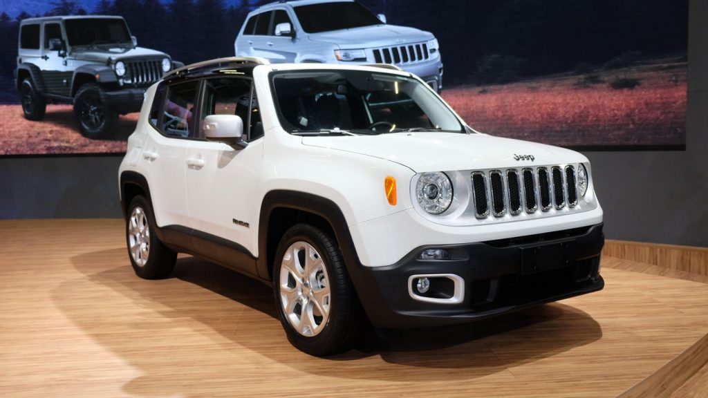 Jeep Renegade 2017 – Novidades e Preço • Carro Bonito