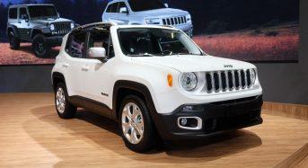 Jeep Renegade 2017 – Novidades e Preço