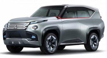 Mitsubishi Pajero Full 2017 – Características do modelo