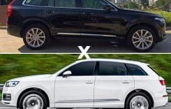 Comparativo Volvo XC90 x Audi Q7 – Qual é Melhor?