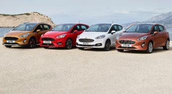 Lançamento da Nova Geração do Ford Fiesta na Europa