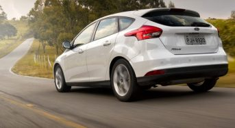 Recall do Ford Focus 1.6 Hatch 2015 e 2016