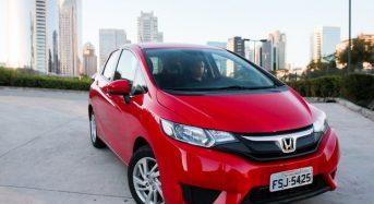 Honda Fit sobre Recall por Problema no Tanque de Combustível.