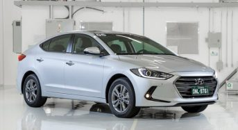 Hyundai Elantra Top 2.0 16V Flex 2017 – Ficha Técnica e Preços