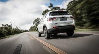 Novo Jeep Compass 2017 é sucesso de Vendas no Brasil