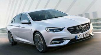 Opel Insignia 2017 – Lançamento e Novidades