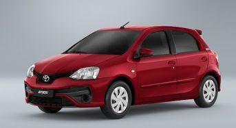 Toyota Etios Ready 1.5 – Ficha Técnica e Preços