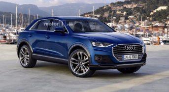 Audi Q3 deve ganhar Versão Elétrica em 2018
