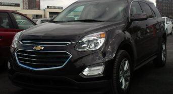 Chevrolet Equinox – Lançamento no Brasil em 2017