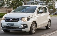Fiat Mobi Drive 1.0 3 Cilindros 2017 – Test Drive e Ficha Técnica